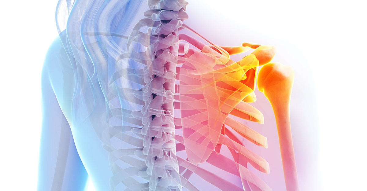 Yakima shoulder pain treatment and recovery