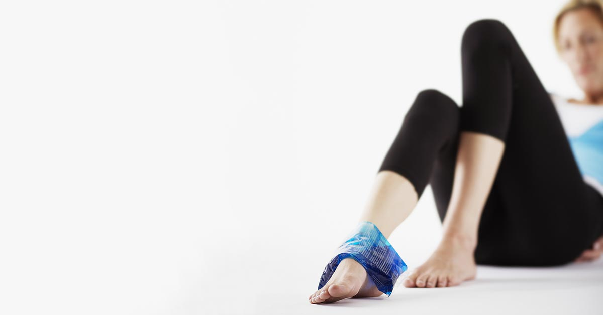Yakima natural ankle sprain treatment